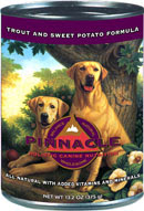 Picture of Pinnacle Trout and Sweet Potato Canned Dog Food
