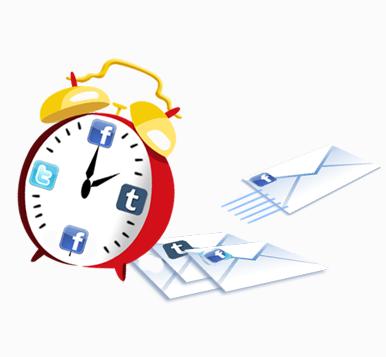 Schedule-facebook-twitter