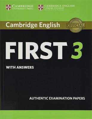 Cambridge English First 3 pdf