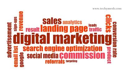 digital marketing image