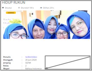 Download RPP Daring SD Kelas 2 Bahasa Indonesia