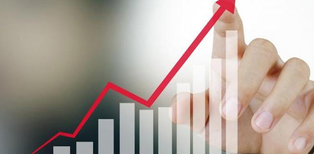 Pertumbuhan ekonomi di Indonesia