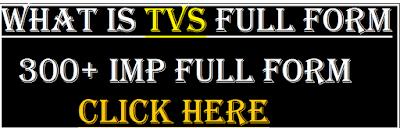 tvs full form