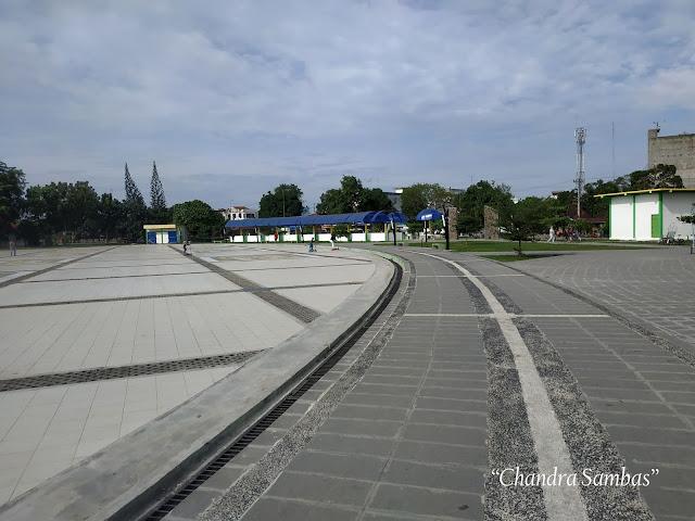 Lapangan Pasir Tanjung Balai