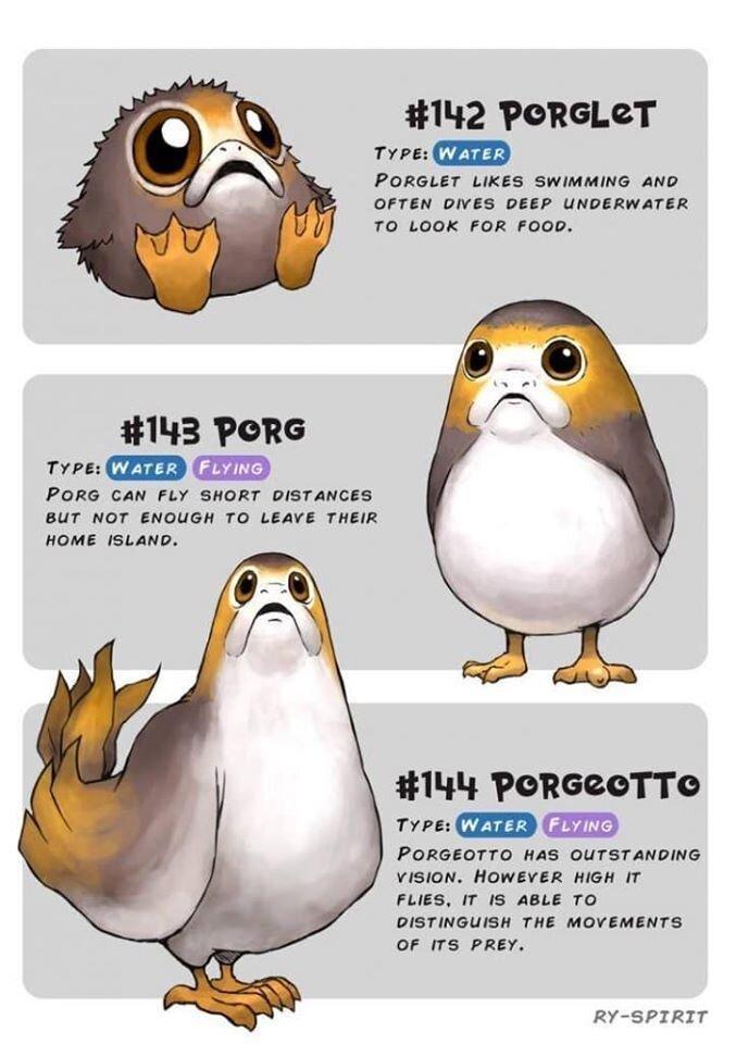 "A fan turns Star Wars characters into ""Pokémon"""