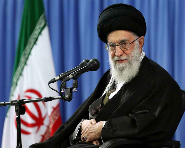 Khamenei said on Iranian attack, this slap on America's face, Trump said - I will answer tomorrow