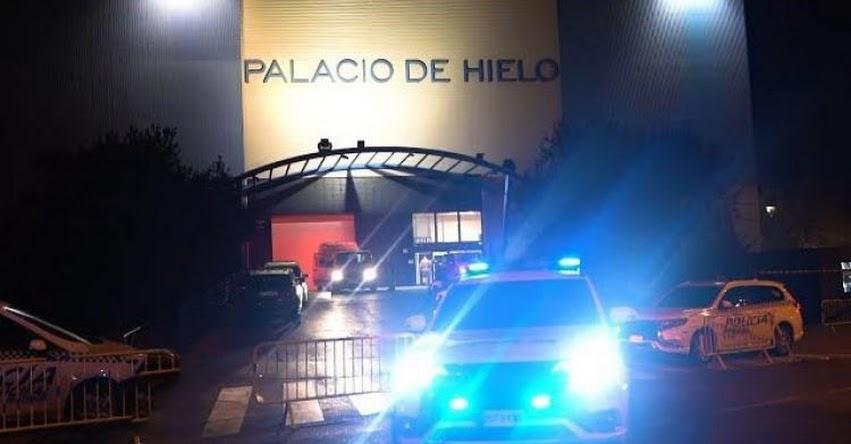 CORONAVIRUS: España habilita como morgue un centro comercial de Madrid ante colapso de los crematorios