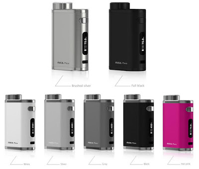 All colors of iStick Pico mod are available now