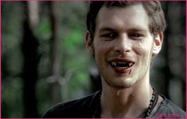 The Original Hybrid Klaus Mikaelson