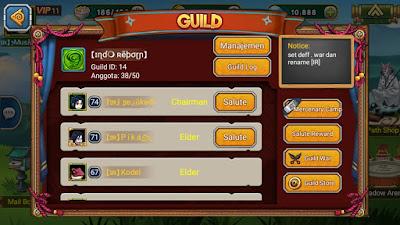 Guild Ninja Rebirth_MangtoyPedia