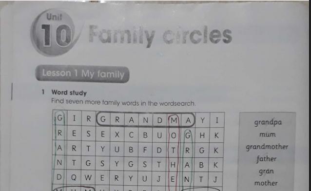 حل كتاب activity book للصف الرابع الفصل الثالث