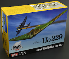 Gary's build of Zoukei-Mura's 48th scale Ho 229 Horten - Pt.I getting it all together...
