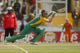 AB de Villiers 134 vs Netherlands Highlights