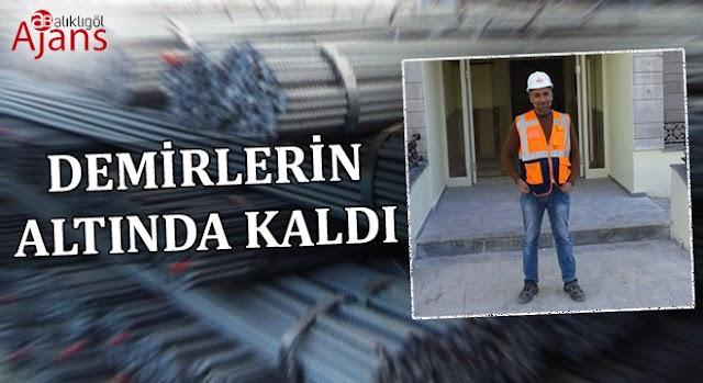 Bozovalı işçi hayatını kaybetti