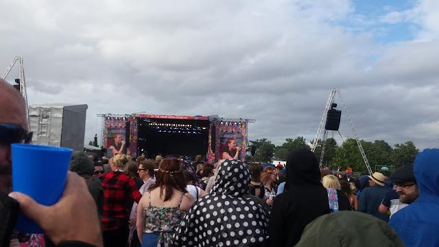 Jess Glynne at V festival 2016