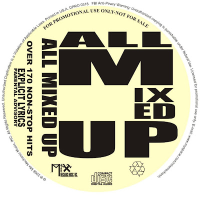 The Mix Mechanic (DJ Blend Daddy) - All Mixed Up 87