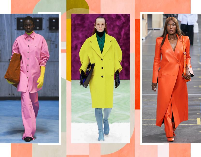 Las 11 tendencias clave para entender la moda de este otoño/invierno 2021