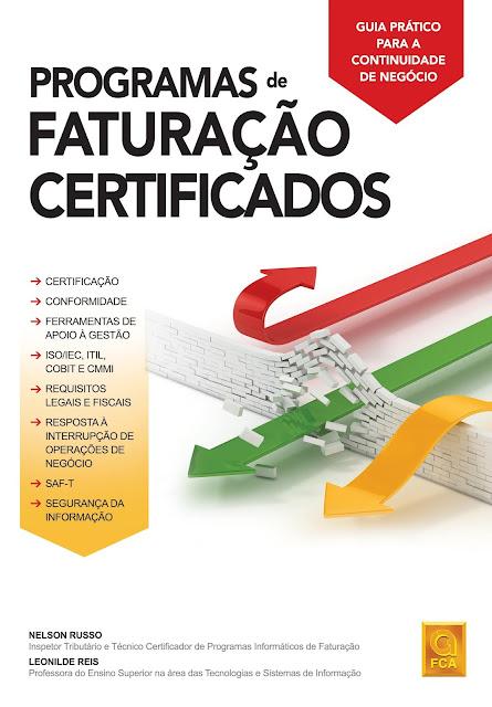 """FCA explica """"Programas de Faturação Certificados"""""""