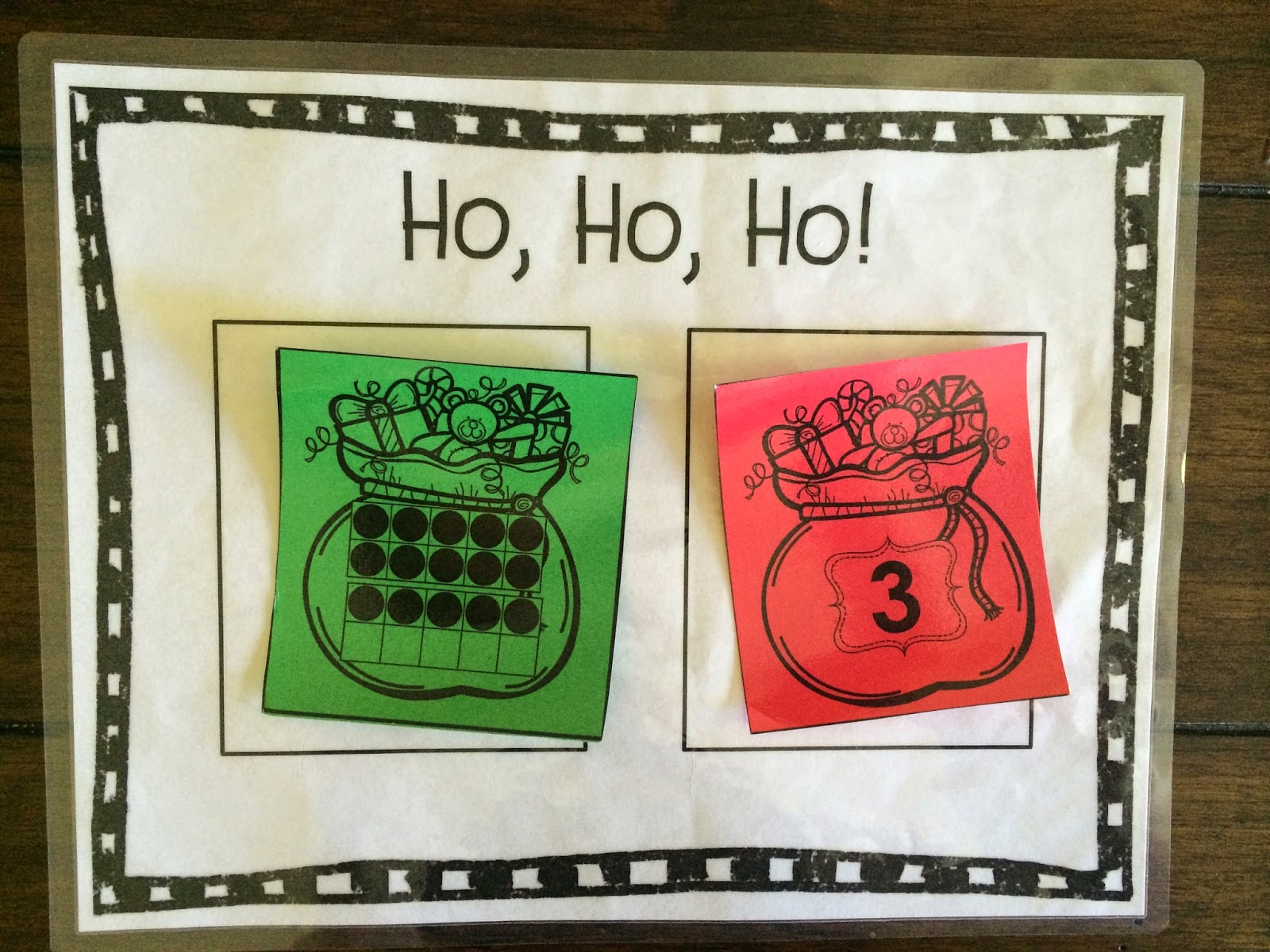 http://www.teacherspayteachers.com/Product/Christmas-Math-Game-Comparing-Numbers-1000751