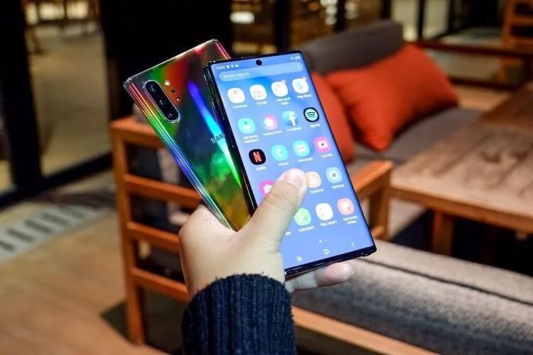Samsung Galaxy Note 10+ 5G Announced