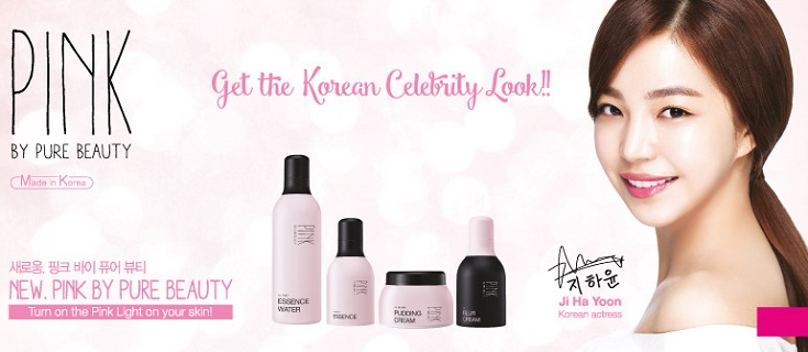 oh{FISH}iee: [Skincare] Pink by Pure Beauty with Watsons
