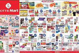 Katalog Promo Lottemart Weekend Terbaru 23 - 27 Januari 2019