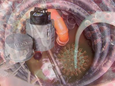 Wastewater testing coronavirus