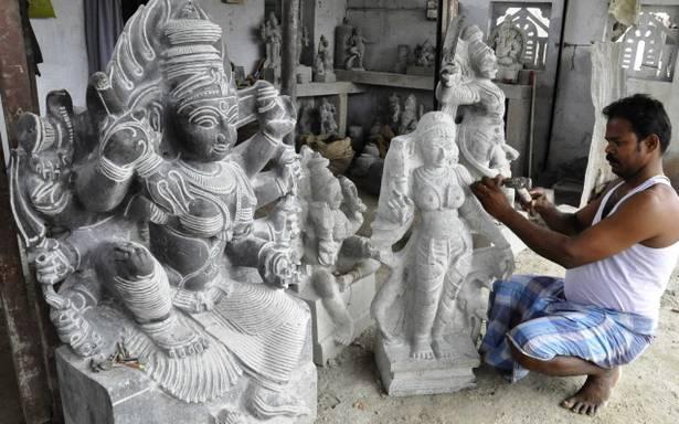 Shilpi (Hindu Religious Artisans)