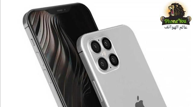 تفاصيل التسريب الكبير لـ iPhone12 Pro تفاصيل الكاميرات 64 ميجابكسل ، البطارية الأكبر ، 5G واكتر