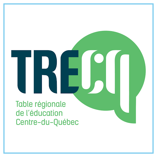TRECQ (Table régionale de l'éducation Centre-du-Québec) Logo - Free Download File Vector CDR AI EPS PDF PNG SVG