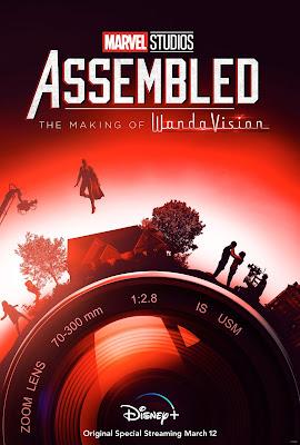 Marvel Studios: Assembled (2021) Season 01 [English 5.1ch] Series 720p x264 HDRip ESub | 720p x265 HEVC