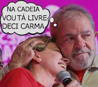 Lula livre da cadeia iniciativa de Gleisi