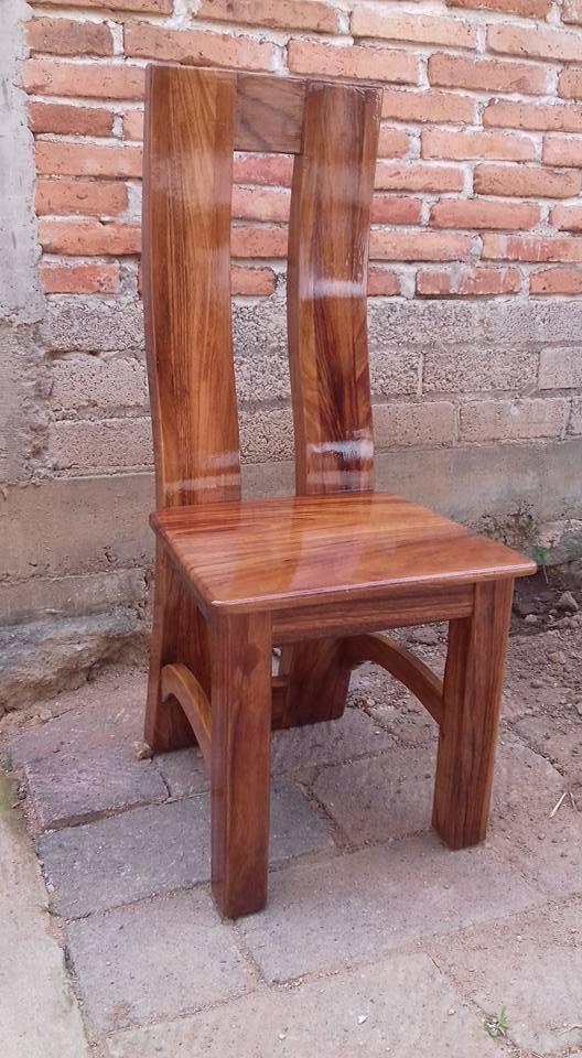 PUNTOS BASICOS CARPINTERIA Silla ergonmica madera