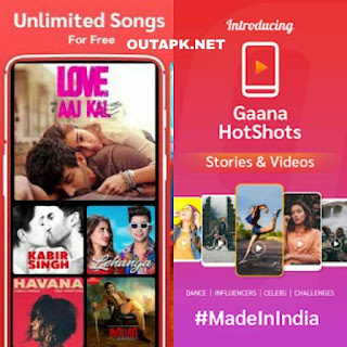 Gaana Music – Hindi Tamil Telugu MP3 Songs Online v8.6.9 [Plus] Apk