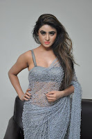 Actress Sony Charistha Latest Pos in Silver Saree at Black Money Movie Audio Launch  0025.jpg