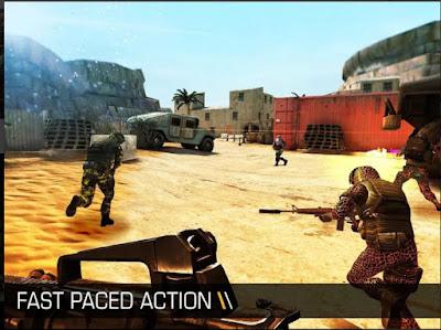 Game FPS Offline Ringan Bullet Force MOD APK