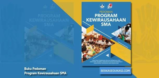 Buku Pedoman Program Kewirausahaan SMA