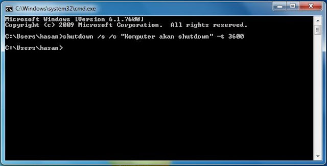 cmd/command prompt