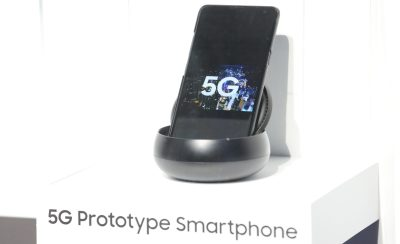 5G Prototype Phone By  Samsung