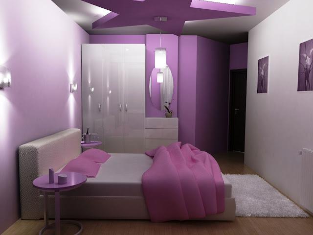 id es de d coration de chambre d 39 ado fille. Black Bedroom Furniture Sets. Home Design Ideas