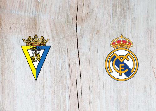 Cádiz vs Real Madrid -Highlights 21 April 2021