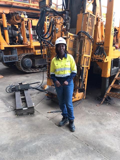 Geodrill Wants More Women in Mining, Exploration