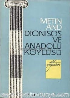 Metin And - Dionisos ve Anadolu Köylüsü