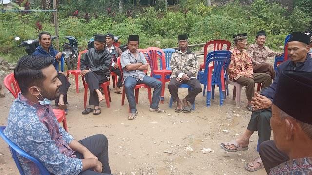Ketua DPRD Solok Selatan Hadiri Acara Syukuran Atas Penanganan Bencana Alam 2019 di Nagari Pakan Rabaa Timur | dutametro