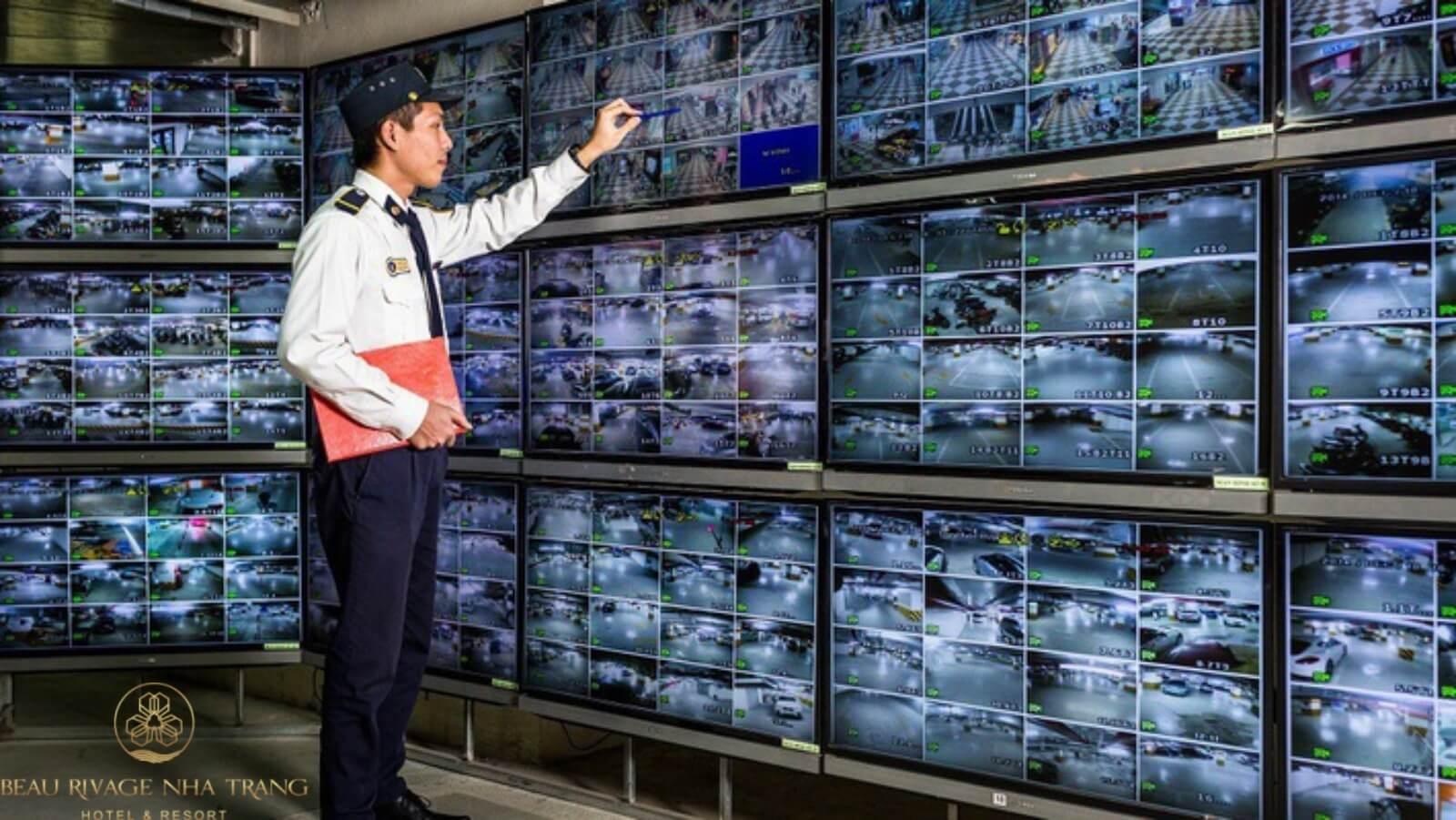 Hệ thống theo dõi giám sát tại dự án Beau Rivage