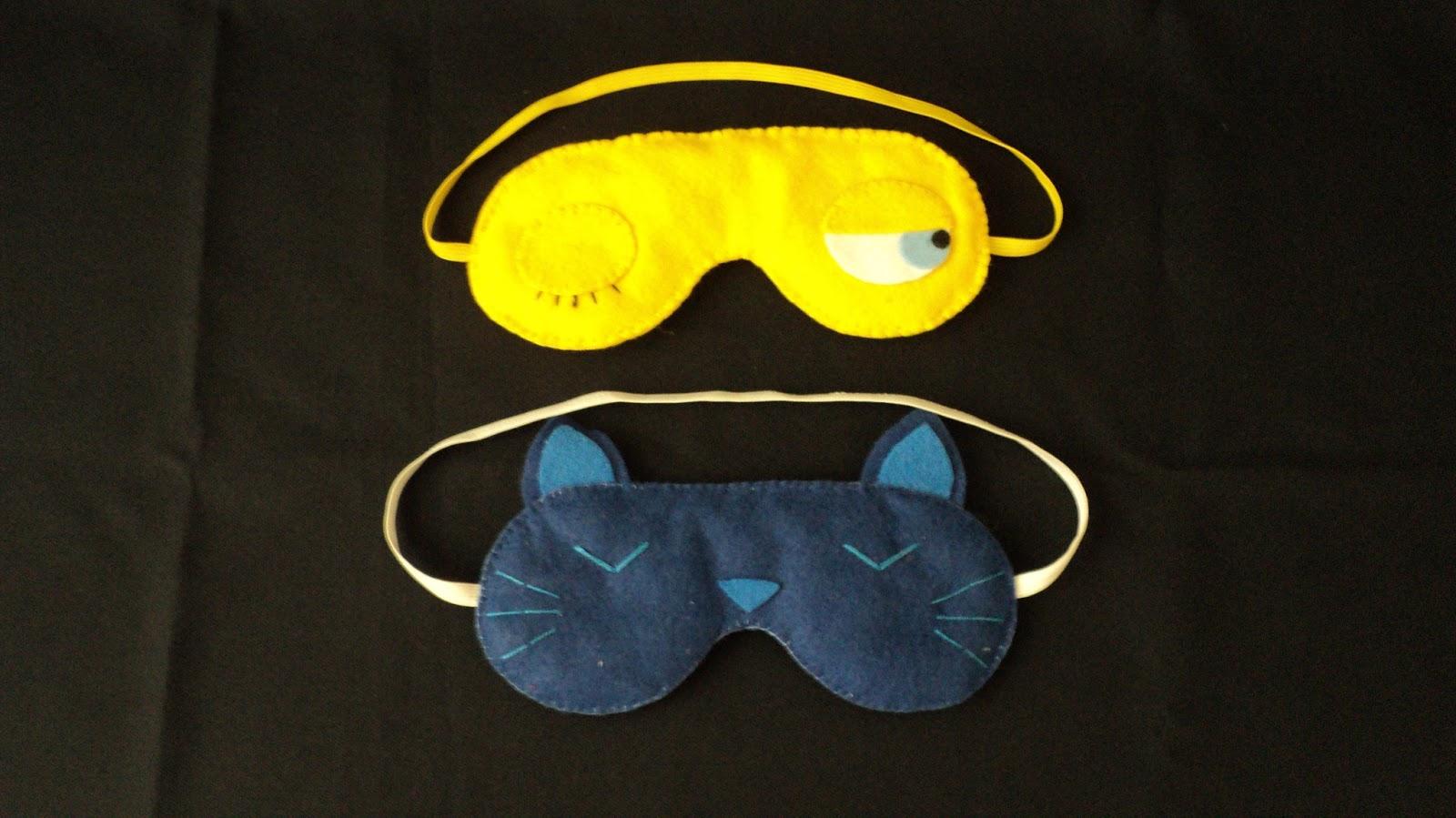 a86dbbd5b Artes da Gló: Máscara de descanso para os olhos
