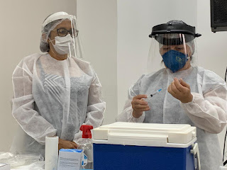 Campo Maior deve receber novas doses de vacina contra coronavírus nesta segunda (8)