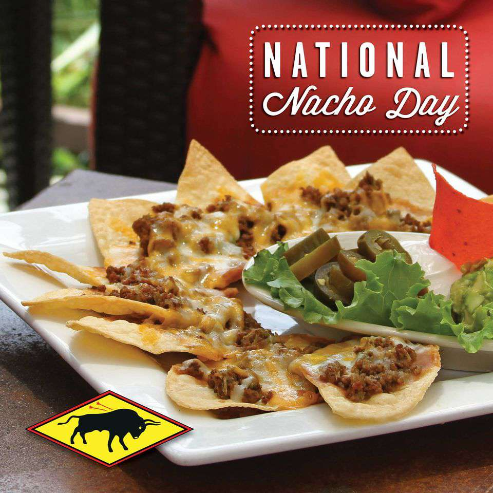National Nachos Day Wishes Beautiful Image