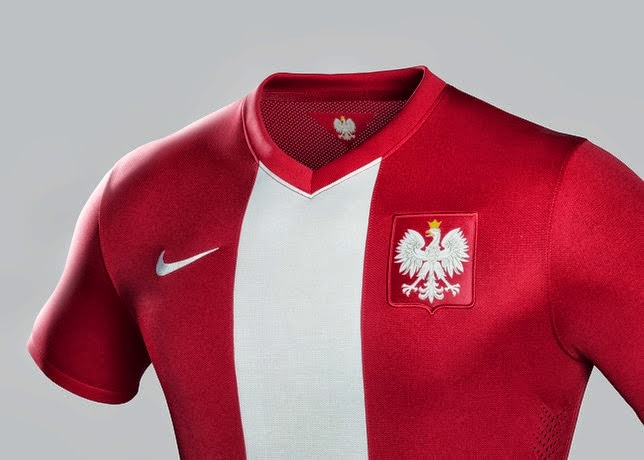 The Polish National team presented its new home and away kits by Nike. The  kits  designs are inspired by the Polish flag and the famous Eagle – the  most ... cad707ea2