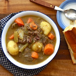 easy to make delicious Minnesota beef stew recipe